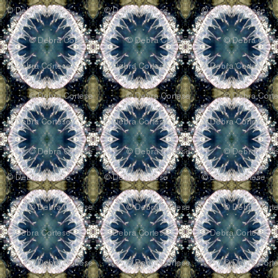 Ocean Blues Pattern - Debra Cortese Designs