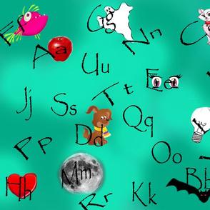 Alphabet_Scramble