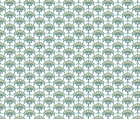 Dandyfields - Bright fabric by elephantandrose on Spoonflower - custom fabric