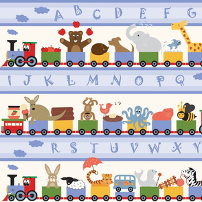ABC ALPHABET TRAIN