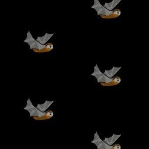 Long-Fingered Bat