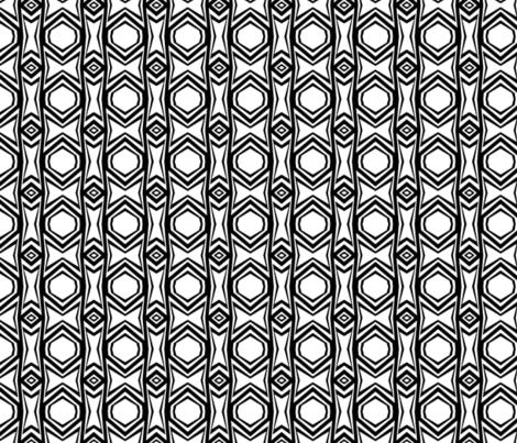 Mod Mix 15 fabric by fleamarkettrixie on Spoonflower - custom fabric