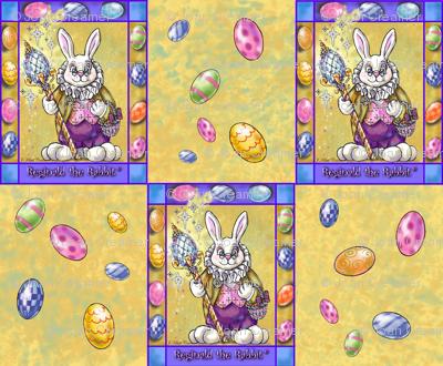 Reginald the Rabbit