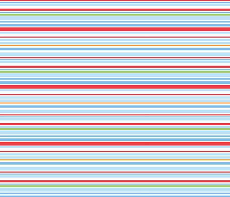 rain_multi_stripe fabric by cjldesigns on Spoonflower - custom fabric