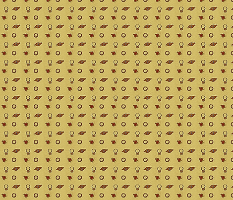 Angy's rings fabric by mimi&me on Spoonflower - custom fabric