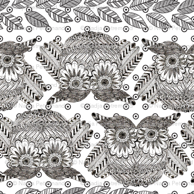 owls_in_dots_white