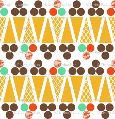 Ice Cream Retro
