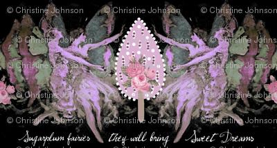 Sugarplum fairies #1 / poetry