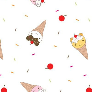 Ice Cream Bears