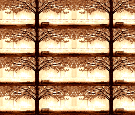 Shelter. fabric by robin_rice on Spoonflower - custom fabric