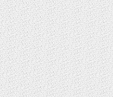 Monogram silver fabric by koikuri on Spoonflower - custom fabric