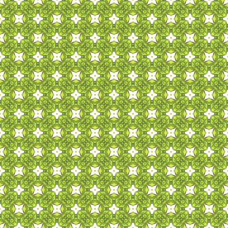 Rojilasha's Flowers fabric by siya on Spoonflower - custom fabric