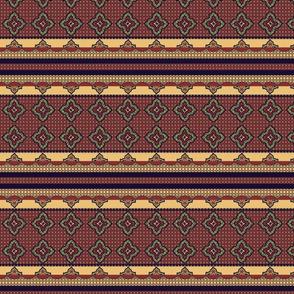 EleBoo Calico Stripe