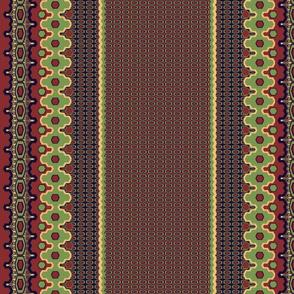 EleBoo Mixed Stripe I