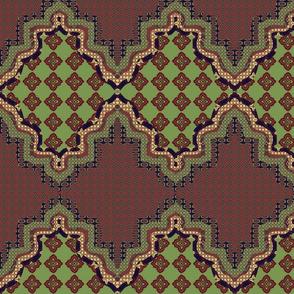 EleBoo Ogee Tile