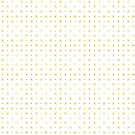 Rojilasha's Dots - White fabric by siya on Spoonflower - custom fabric