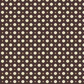 Rojilasha's Dots - Gray