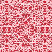Random rope on red by Su_G