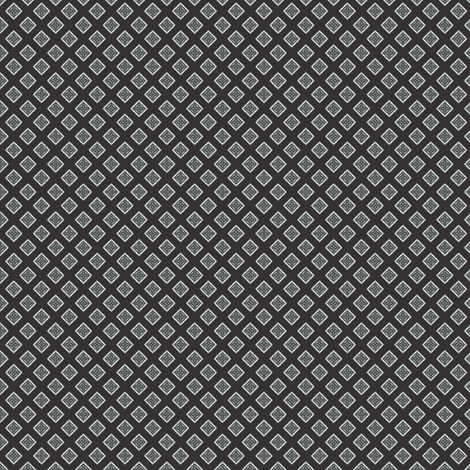 Chiral's Rivets - Dark Gray fabric by siya on Spoonflower - custom fabric