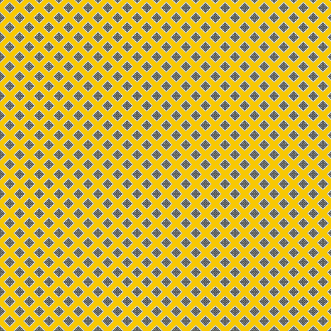 Chiral's Rivets - Yellow fabric by siya on Spoonflower - custom fabric