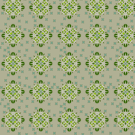 © 2011 spikeyberry fabric by glimmericks on Spoonflower - custom fabric