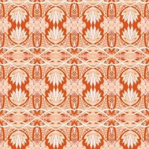 Rusty Orange Twister