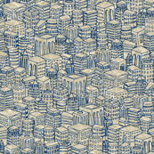 Floating Across the Tops of Cities (Notebook)
