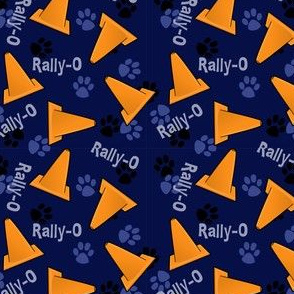Rally Obedience Fabric
