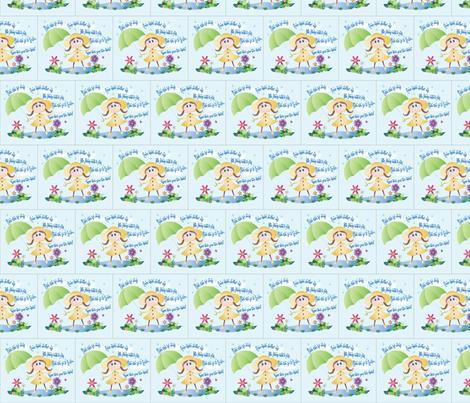rainydayfabric fabric by baby_cakes on Spoonflower - custom fabric