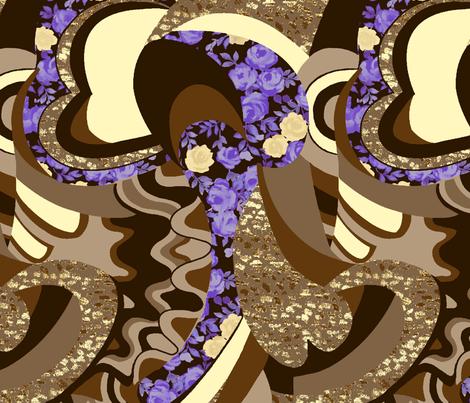 bucci_leopard_skin fabric by thornbirds on Spoonflower - custom fabric