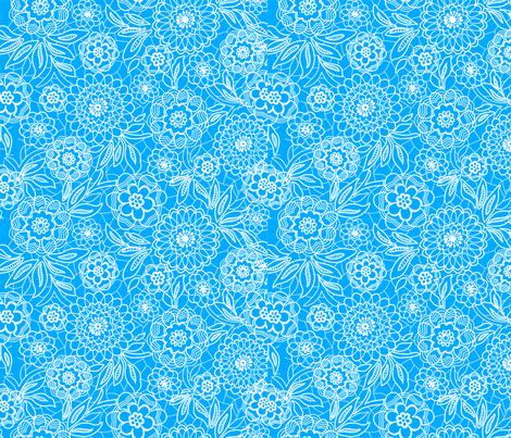 Lace_Doily fabric by thornbirds on Spoonflower - custom fabric