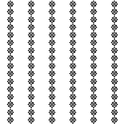 Spanish_Black_WHITEBLACK fabric by fuzzyskyfabric on Spoonflower - custom fabric