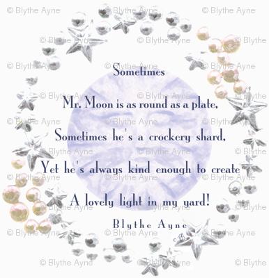 Mr. Moon-Blythe Ayne