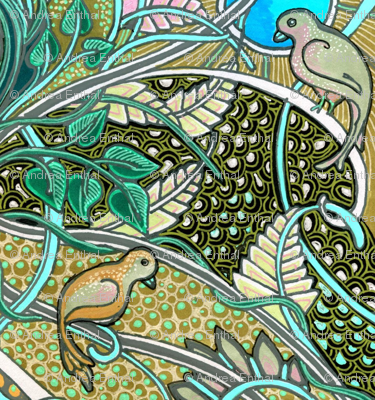 Oiseau Paradis