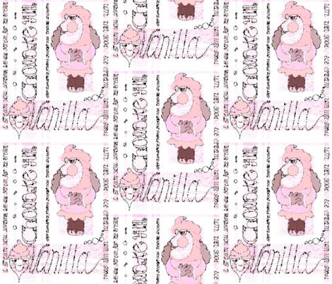 I scream fabric by tairyland on Spoonflower - custom fabric