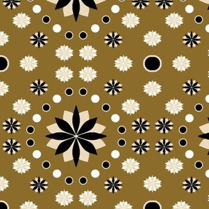 Flowers! (Black)