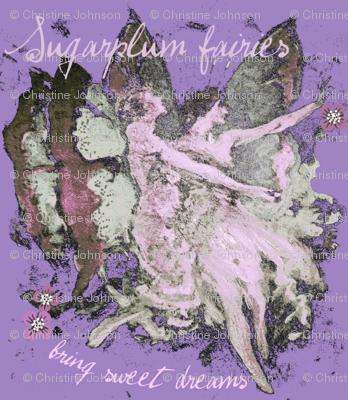 Sugarplum fairies # 3 / dreams