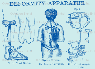 Victorian Medical Devices--braces