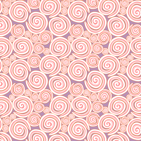 © 2011  tickle mint swirl fabric by glimmericks on Spoonflower - custom fabric