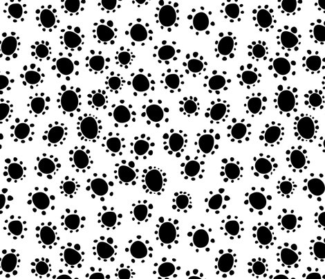 Rspanish_floral_dots2_whiteblack_shop_preview