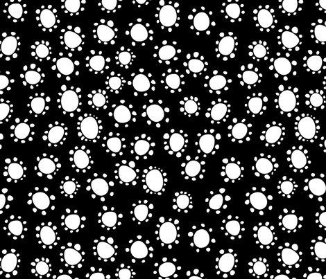 Rspanish_floral_dots2_blackwhite_shop_preview