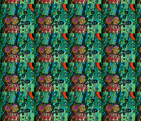 _Nimmer_the_Owl_by_Poppyprincess23-ed fabric by heatherpeterman on Spoonflower - custom fabric