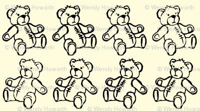 Baby Bear Plaid
