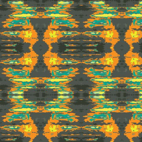 Tiki Time fabric by susaninparis on Spoonflower - custom fabric