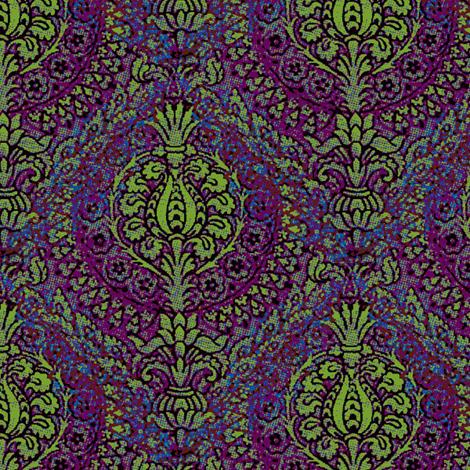 Pineapple fabric by nalo_hopkinson on Spoonflower - custom fabric