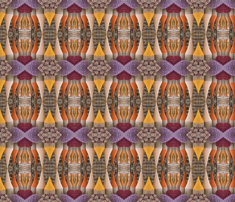 Spice Market fabric by princess_tex on Spoonflower - custom fabric