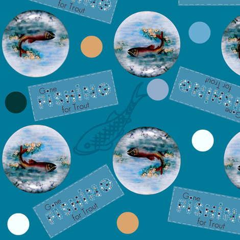 fishing big dot fabric by paragonstudios on Spoonflower - custom fabric
