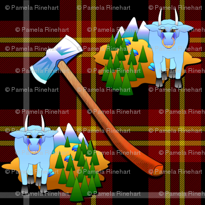 © 2011 - Babe the Blue Ox