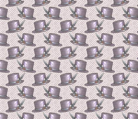 Chytosideron's Hat fabric by siya on Spoonflower - custom fabric
