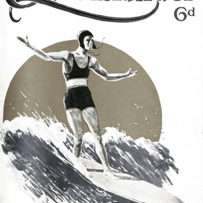 AUSTRALIAN VINTAGE 6-SURF NATION NEUTRAL